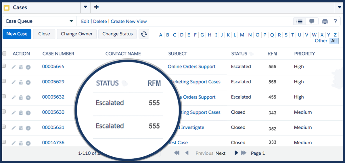 RFM Scoring to QueueHop and Understand Profile of Customer