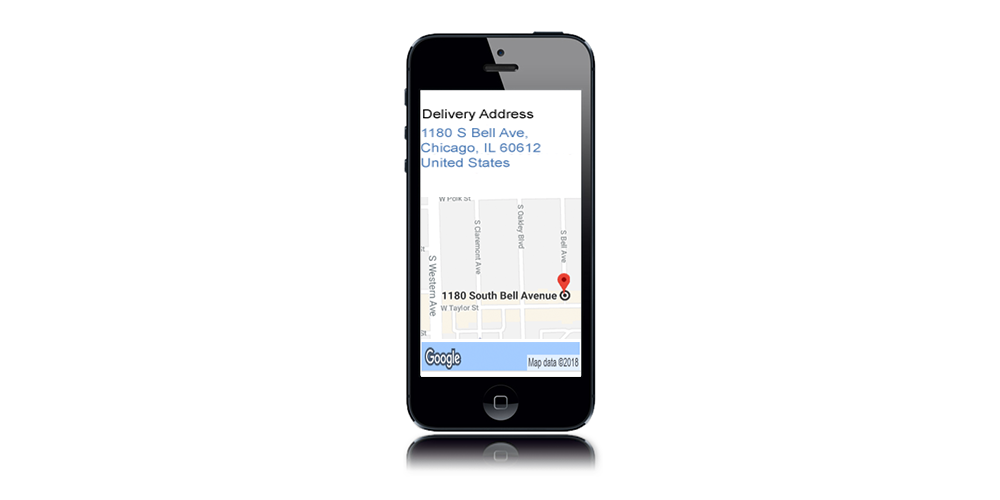 Geo Targeted Delivery Provider Mapping