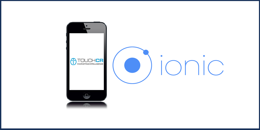 Ionic Front End on Website